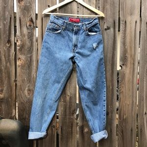 Levi's 550 High Waisted Jeans